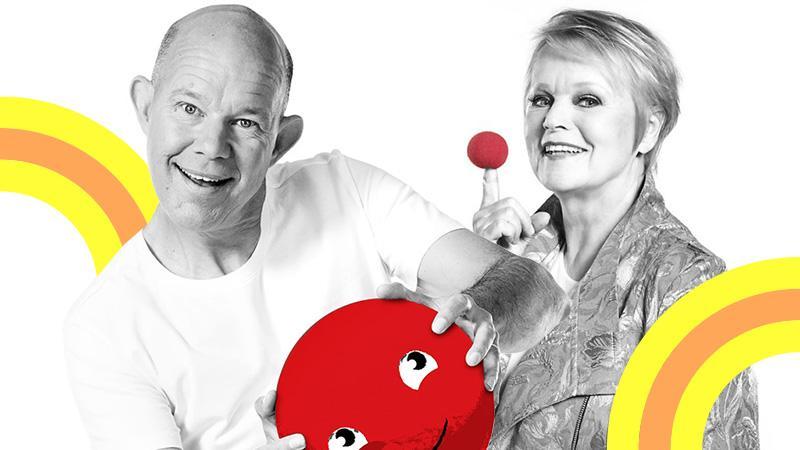 Nenäpäivän ystävät Kaj Kunnas ja Katri Helena ovat saaneet Vuoden Positiivisin Suomalainen -tunnustuksen.