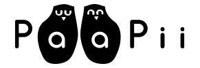 Paapii Design logo