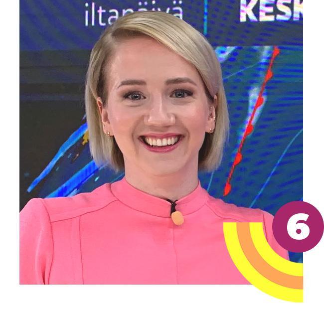 Anniina Valtonen on ehdolla Vuoden Postiivisimmaksi Suomalaiseksi. Katso äänestysohjeet.