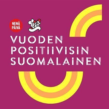 Vuoden positiivisin suomalainen